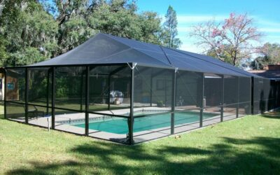 Choosing The Best Pool Screen Enclosure