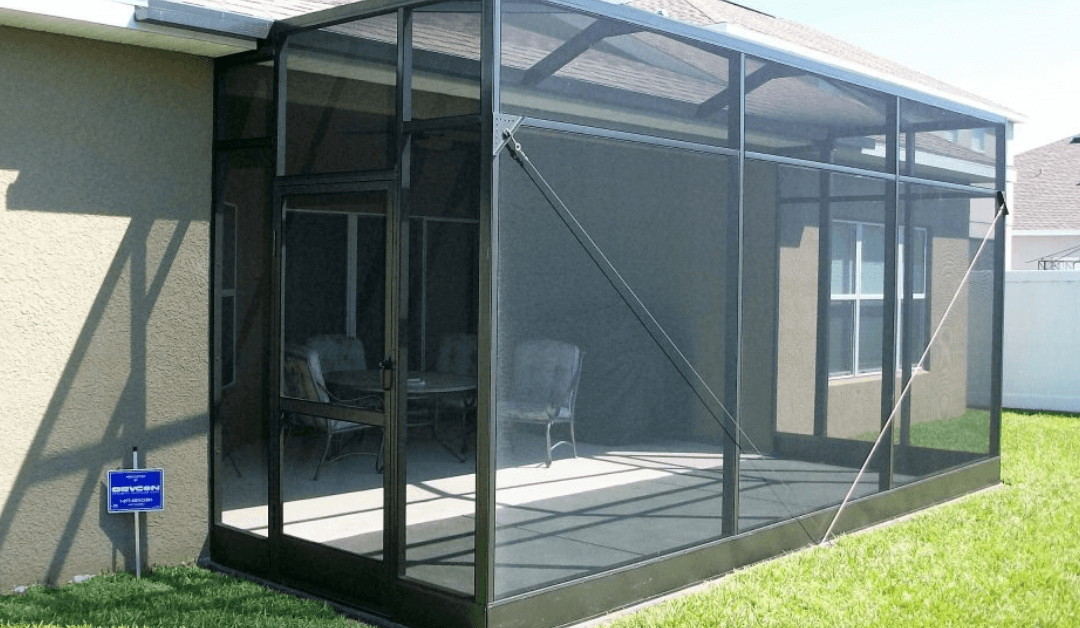 It's Time to Invest in a Screened Enclosure!