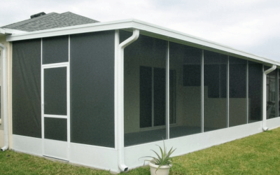 Protect Yourself From Florida's Hot Weather: How Patio Screen Enclosures Can Improve Your Outside Lifestyle