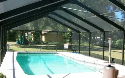 How Common Is it To Screen Your Pool | Florida Living