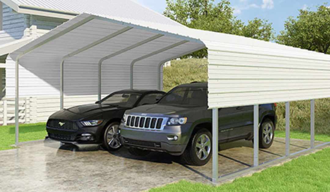 What You Need To Know Before Installing A Carport Garage
