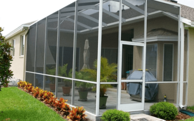 Get The Best Screen Repair In Plant City And Make An Outdoor Dream Space For Your Family