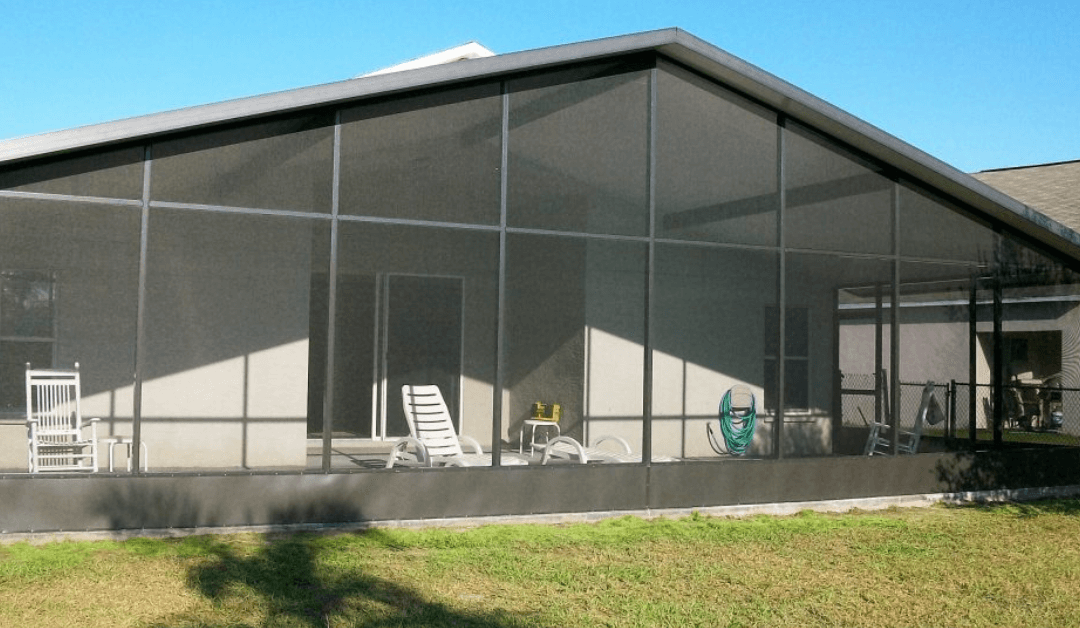 5 Reasons A Durable Porch Screen Is Worth It