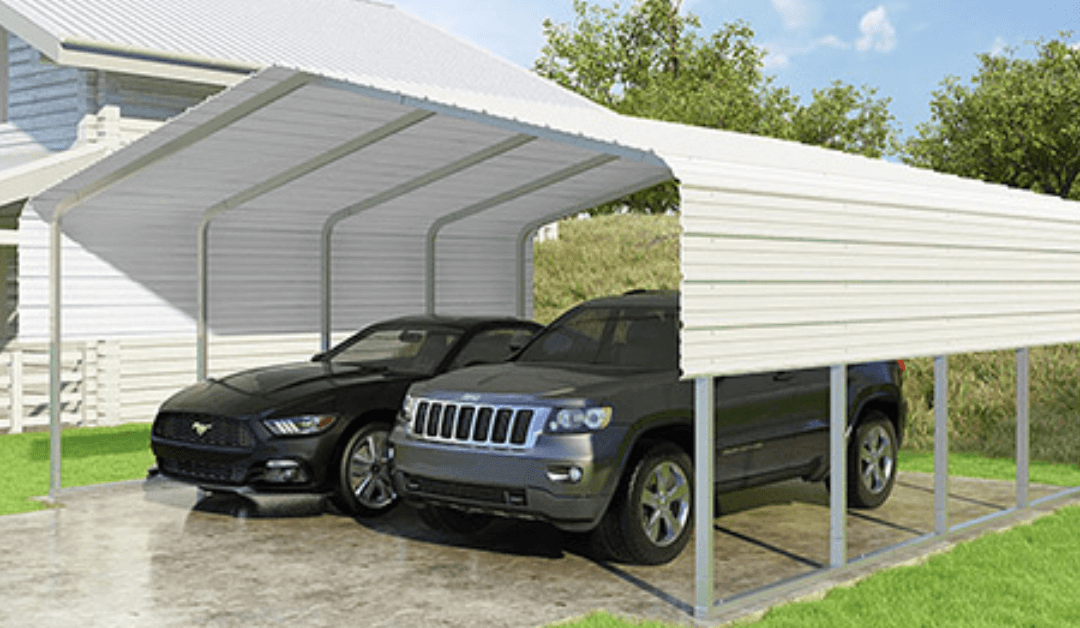 Carport Awnings versus Carport Canopies: What's the Difference?